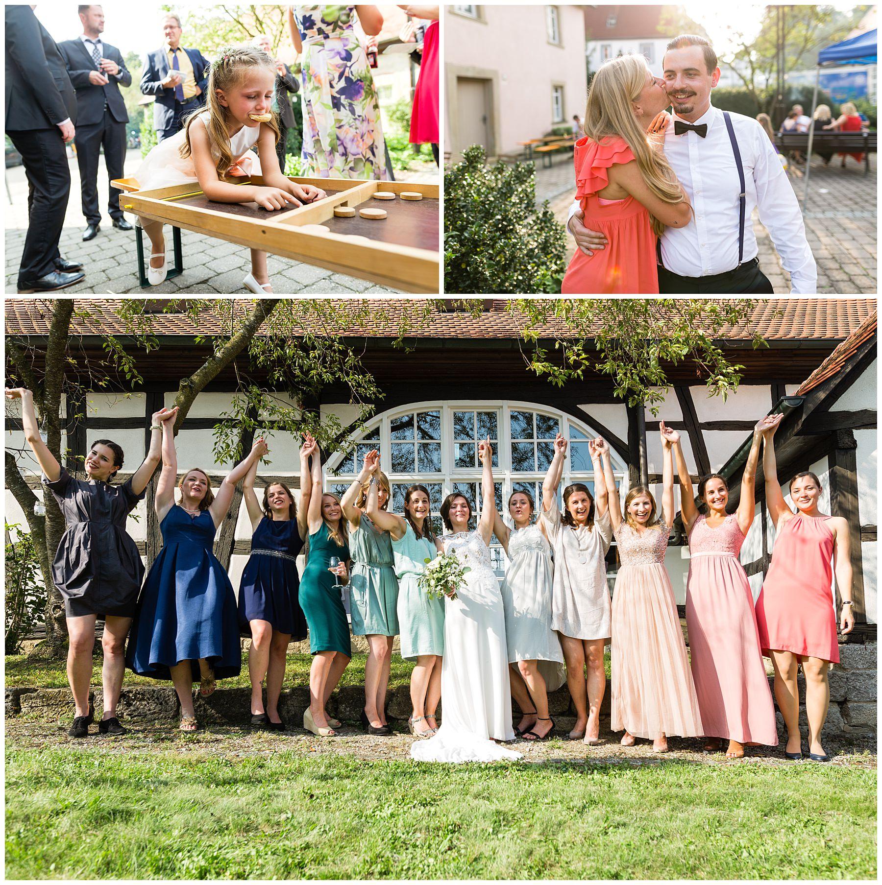 Hochzeit in Herrentierbach bei Blaufelden