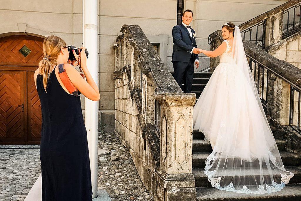 So wirst du zum Hochzeitsfotograf
