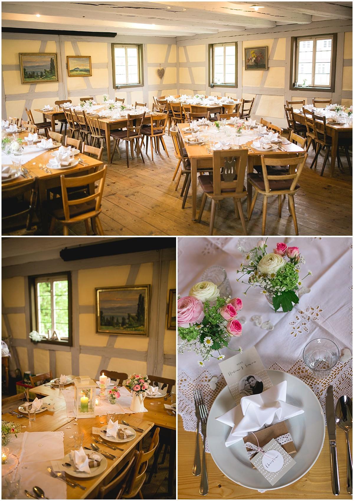 Heiraten im Freilandmuseum Wackershofen Schwäbisch Hall