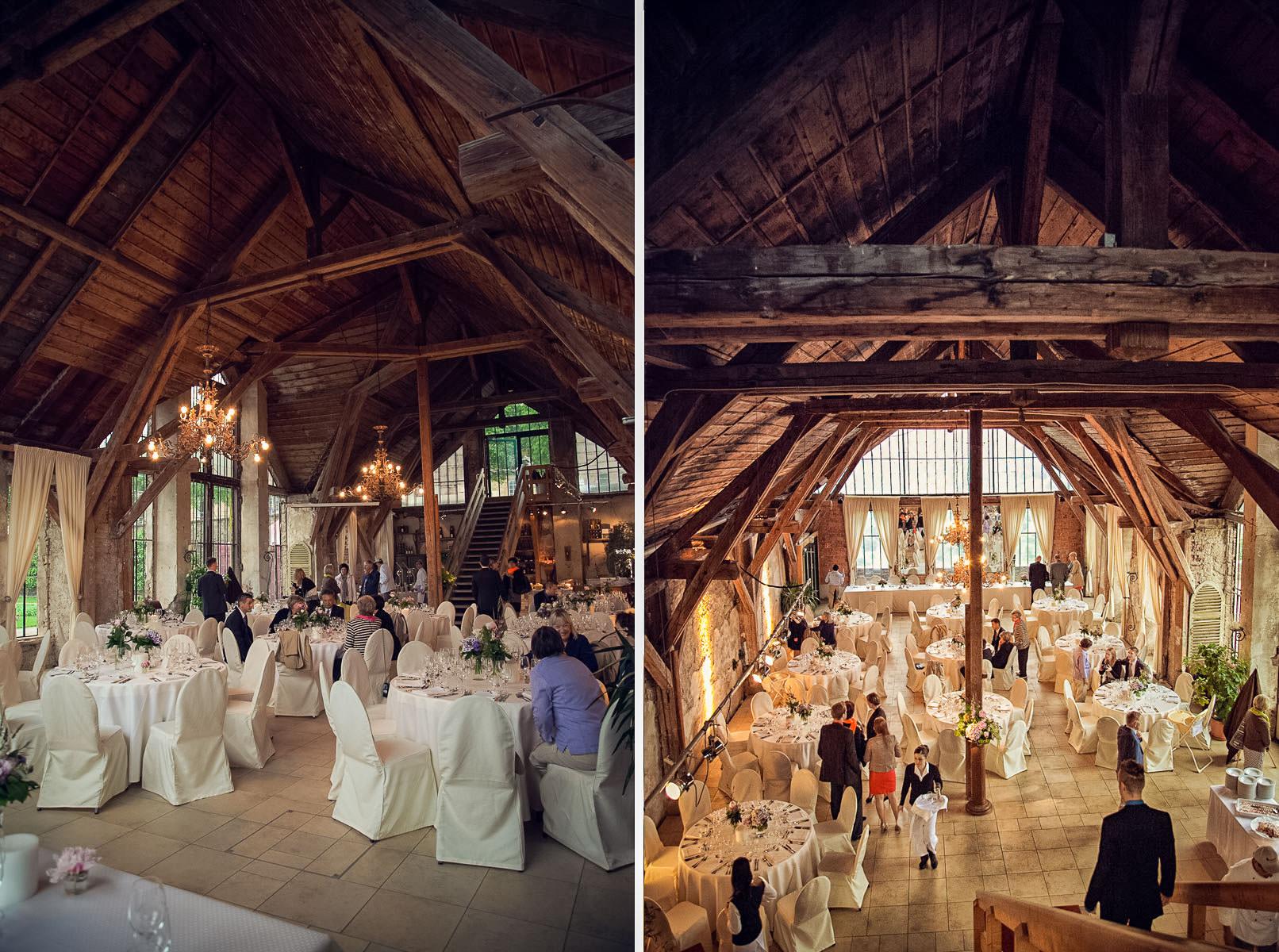 Heiraten auf Schloss Langenburg