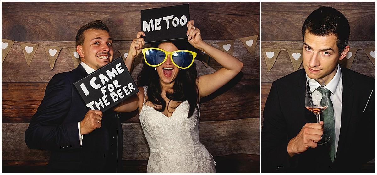 Fotobox mieten in Aalen für die Hochzeitsfeier