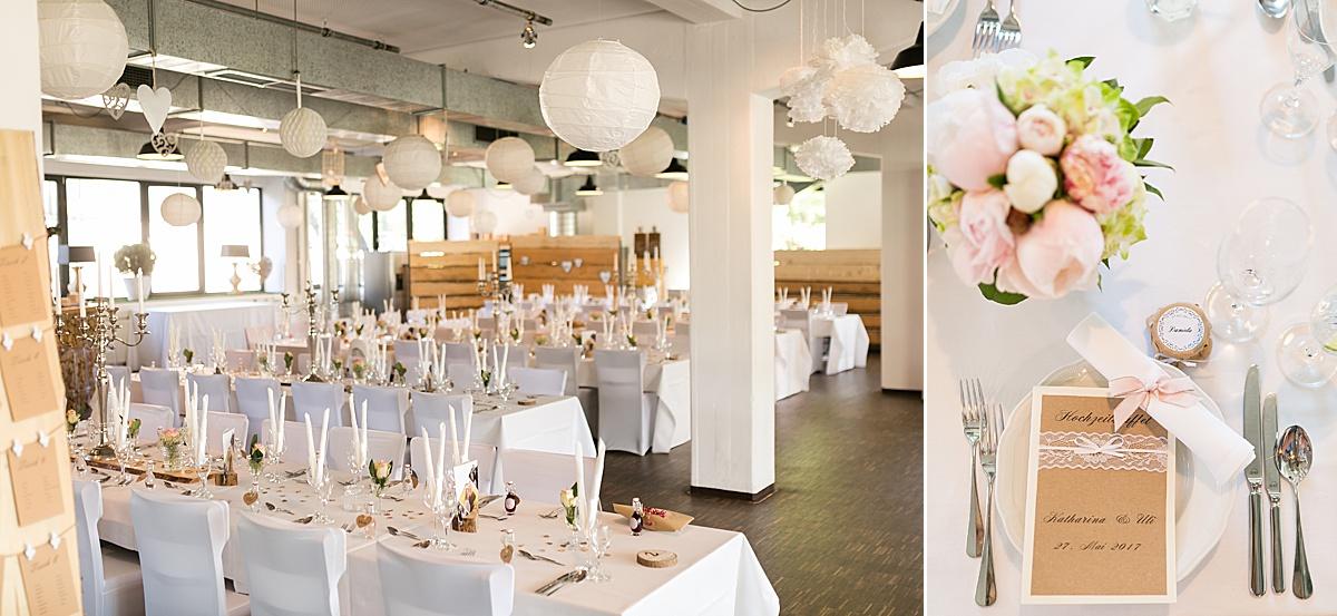 Hochzeitslocation Freudenschmaus in Aalen fotografiert von Hochzeitsfotografin Daniela Knipper