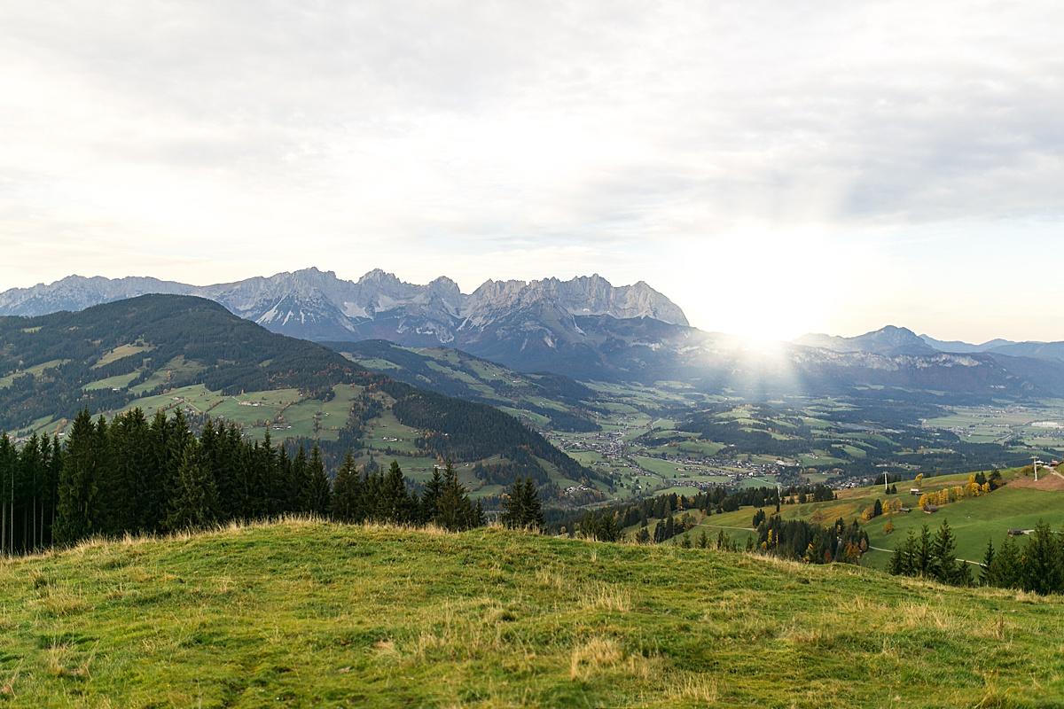 Romantisches After-Wedding-Shooting in Tirol