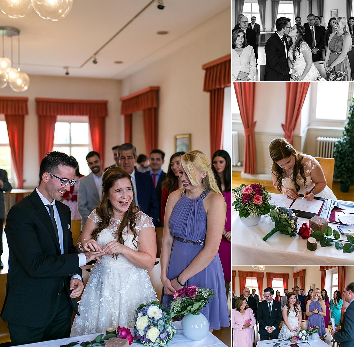 Standesamtlich Heiraten im Palais Adelmann in Ellwangen