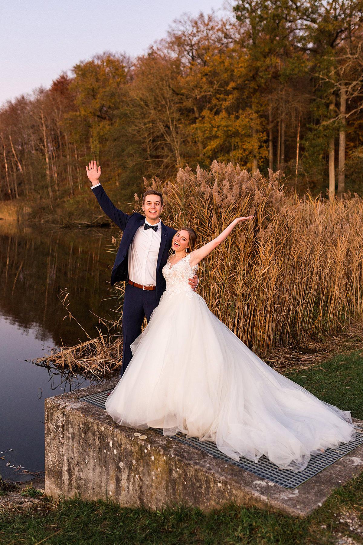 Brautpaarshooting mit Fotografin Daniela Knipper in Crailsheim