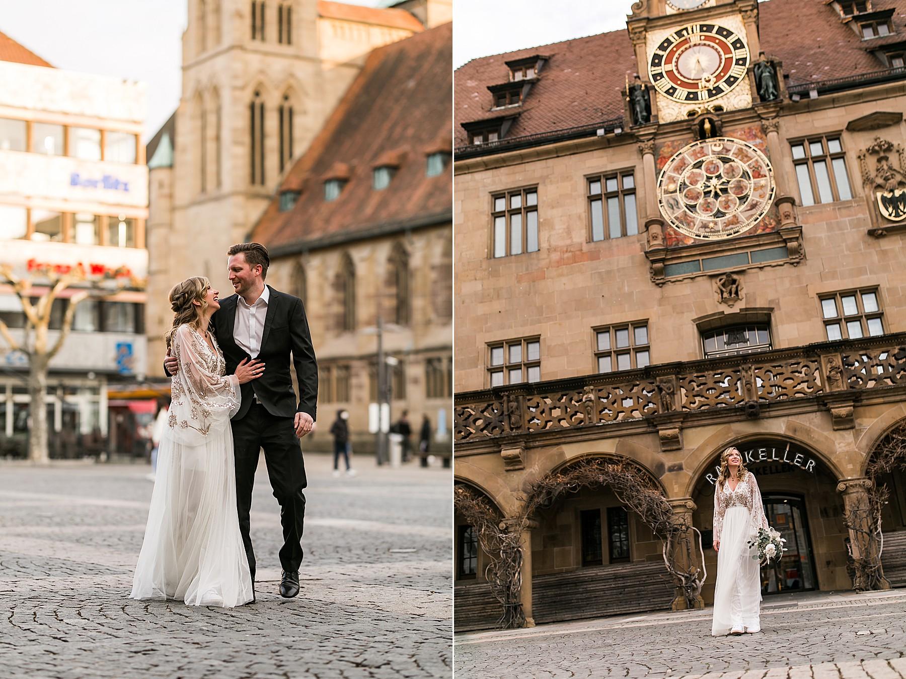 Standesamtlich Heiraten im Rathaus Heilbronn
