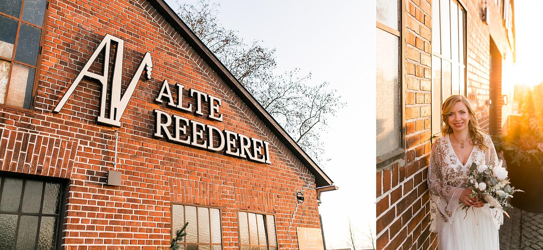 Brautpaarshooting in Heilbronn und an der Alten Reederei