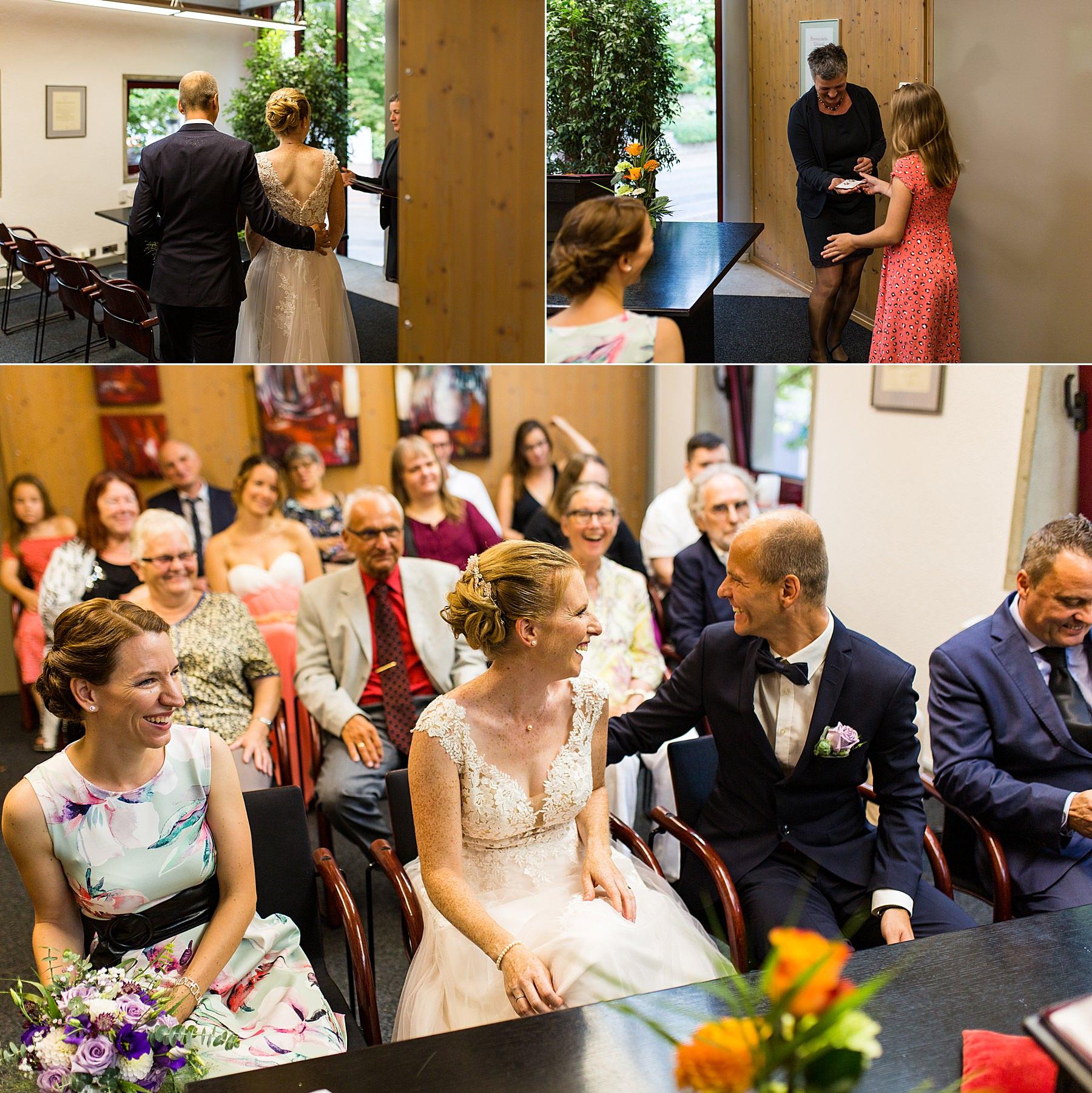 Heiraten im Standesamt Flein bei Heilbronn