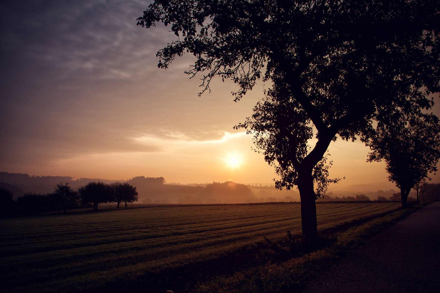 Sonnenaufgang fotografieren lernen