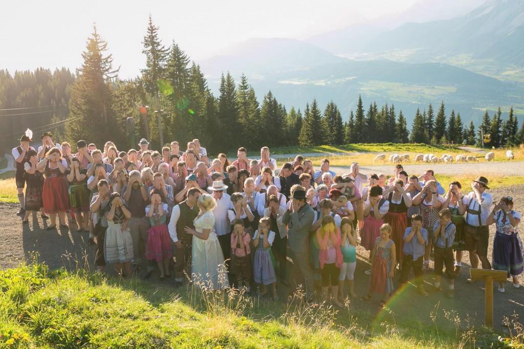 60 Hochzeitsfotos-Schafalm