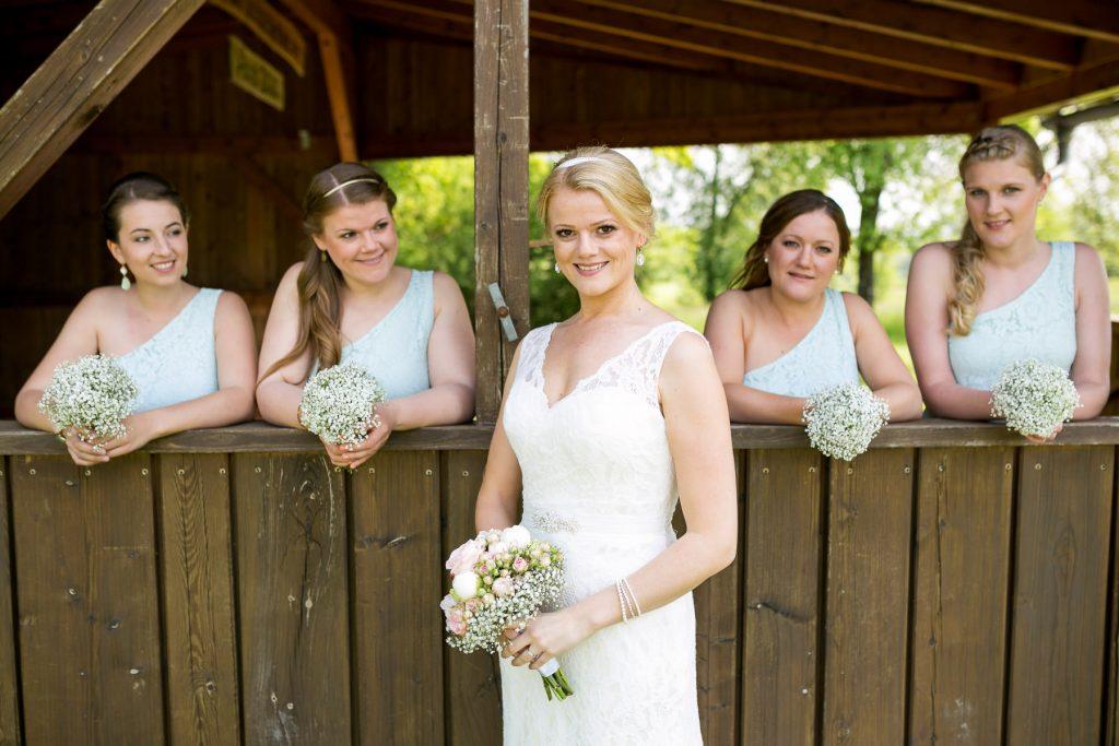 Brautjungfern Crailsheim