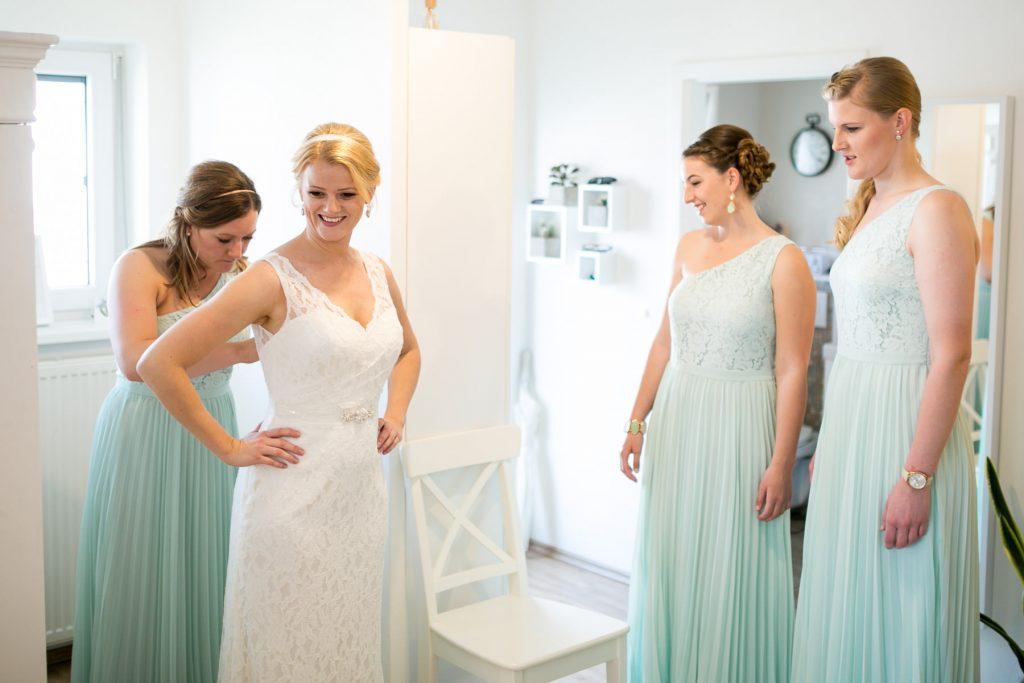 5 Hochzeitsfotos Neustädtlein
