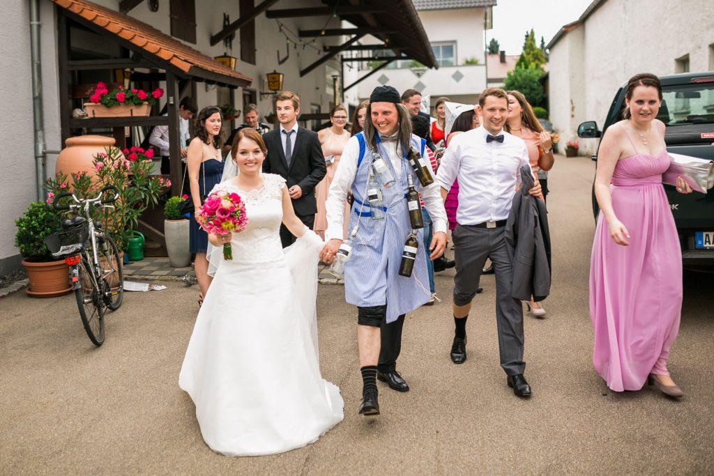 Hochzeit Gasthof zum Kreuz Dirgenheim
