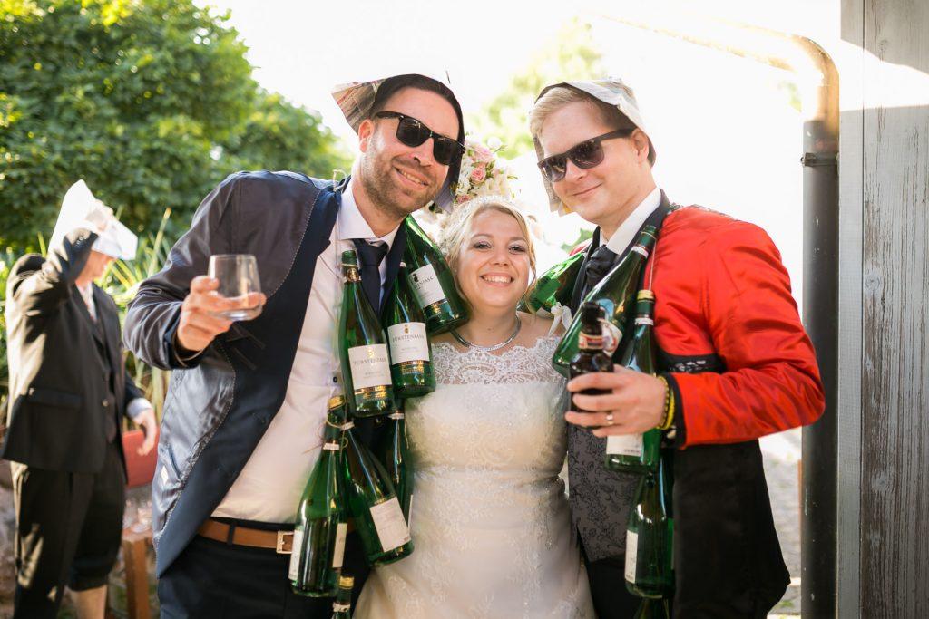 Hochzeitsfotos Gasthof Rössle Stimpfach-Rechenberg-brautentführung