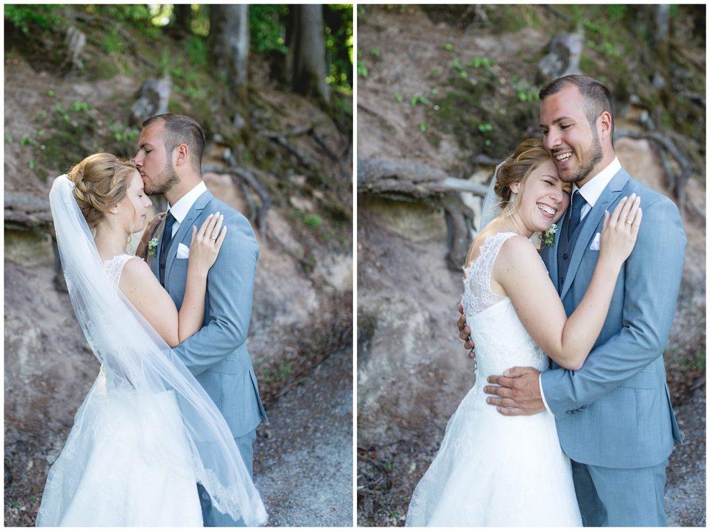 Brautpaarshooting Ebnisee