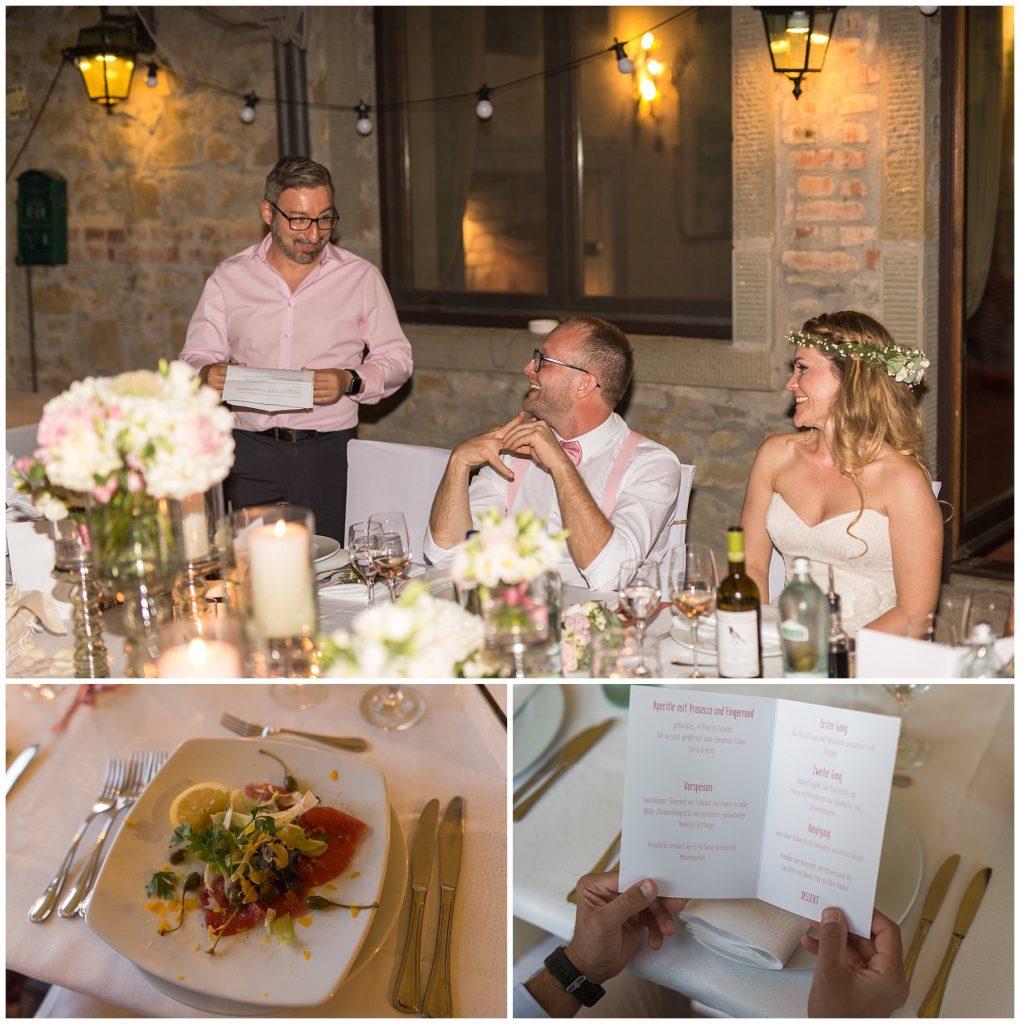 Hochzeit in Tuoro sul Trasimeno im La Dogana