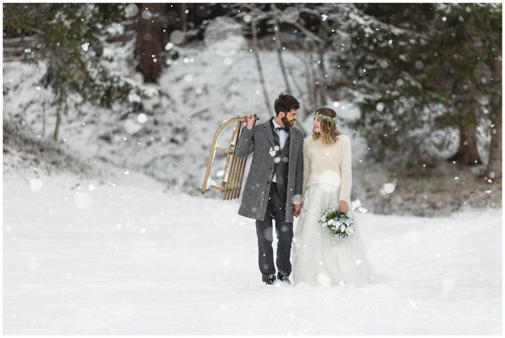 Boho Hochzeit in Österreich